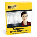 Wasp WaspLabeler & Barcode Maker (1U) 1user(s) bar coding software