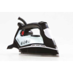 Hoover Ironflow Dry & Steam iron Ceramic soleplate Black,White