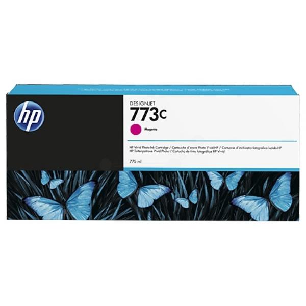 HP C1Q39A (773C) Ink cartridge magenta, 775ml