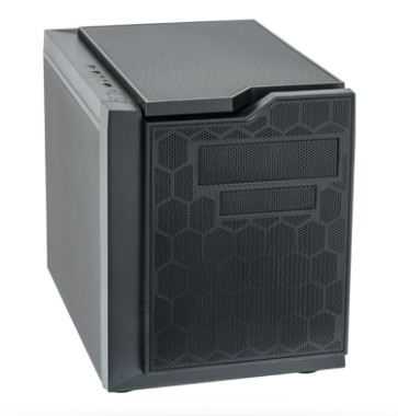 Chieftec CI-01B-OP Cube Black computer case