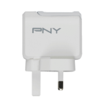 PNY P-AC-UF-WUK01-RB Indoor White mobile device charger