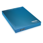 ICY BOX IB-187 SSD enclosure Blue