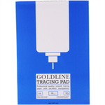 GOLDLINE TRACING PAD PROF A4 GPT1A4