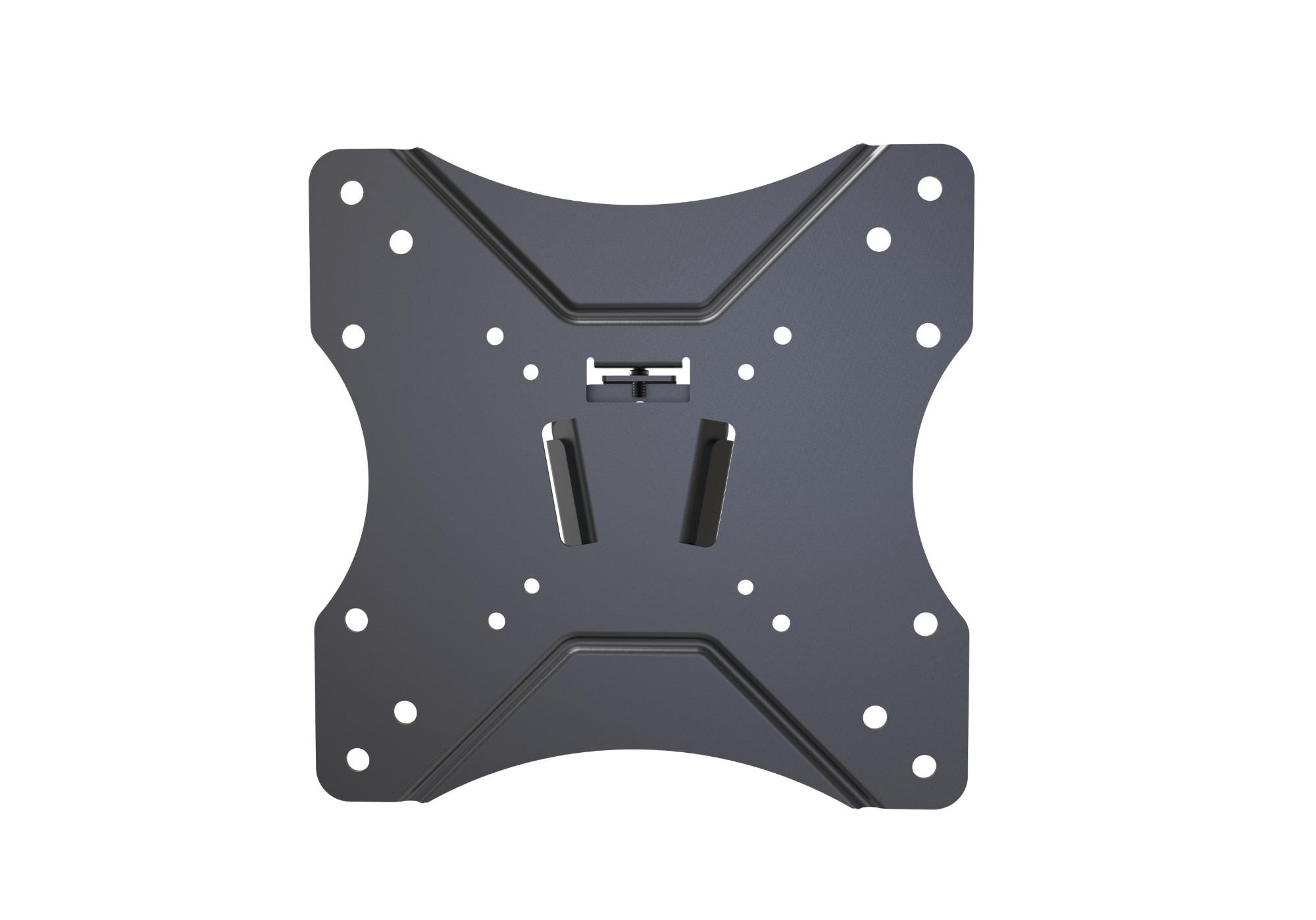 "Vision VFM-W2X2V2 flat panel wall mount 106.7 cm (42"") Black"