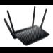 ASUS RT-AC58U router inalámbrico Doble banda (2,4 GHz / 5 GHz) Gigabit Ethernet Negro