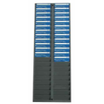 Pyramid Time Systems 500-4 rack cabinet Grey