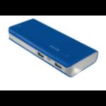 Trust PRIMO batería externa Azul Ión de litio 10000 mAh