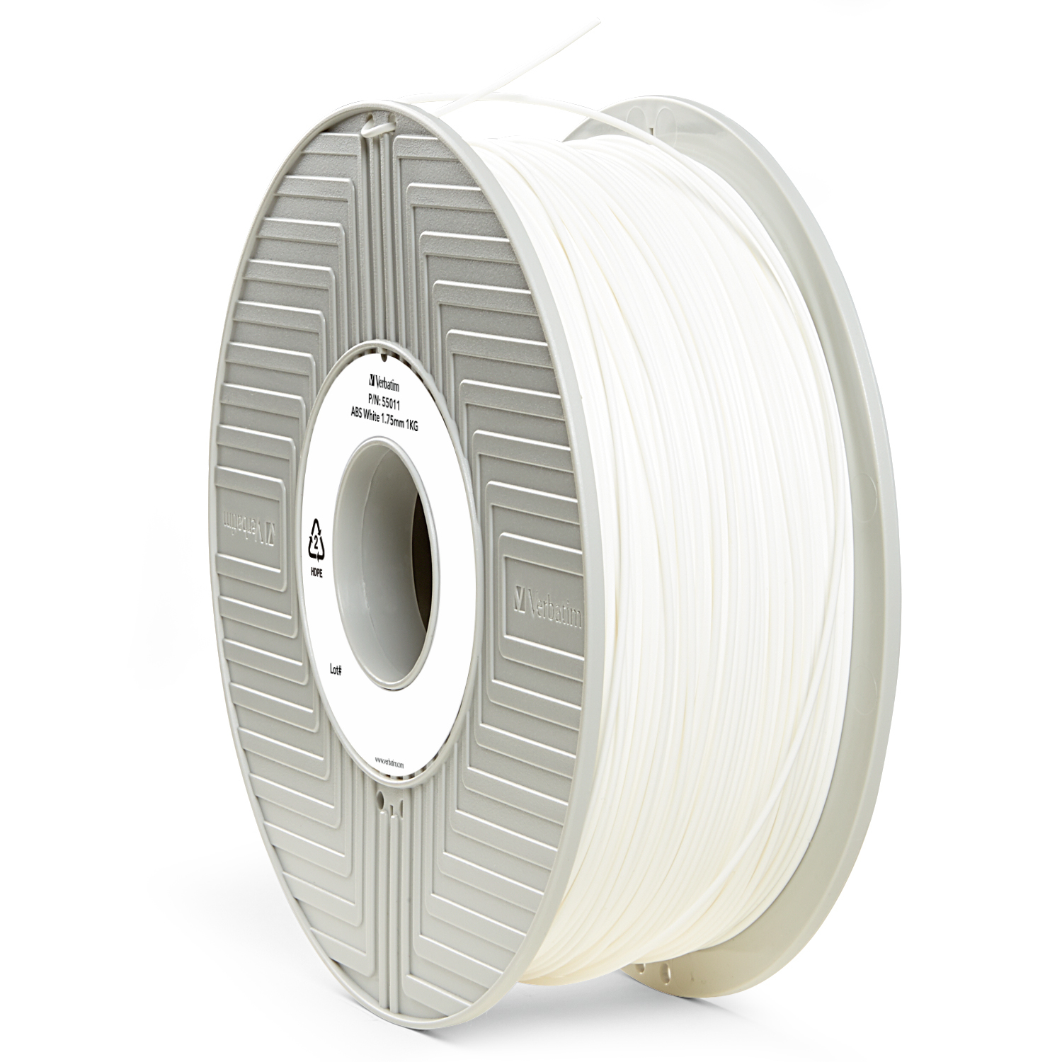 Abs 3d Filament 1.75mm White