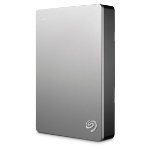 Seagate Backup Plus Portable external hard drive 5000 GB Silver