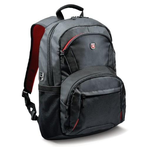 Port Designs Houston backpack Black Nylon, Polyester