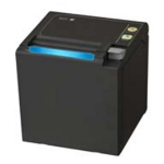 Seiko Instruments RP-E10-K3FJ1-S-C5 Thermisch POS-printer 203 x 203 DPI
