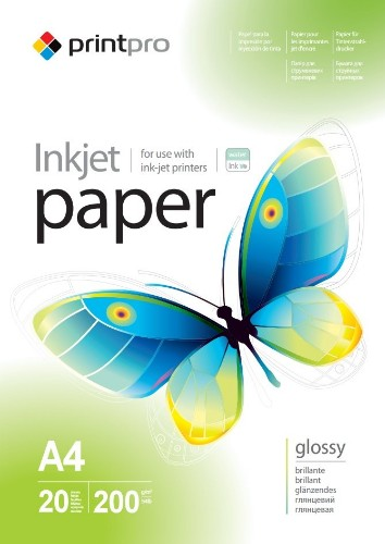 COLORWAY PGE200020A4 photo paper Gloss A4
