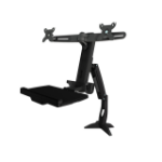 Amer AMR2ACWS desktop sit-stand workplace