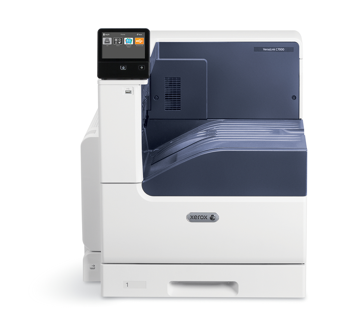 Xerox VersaLink C7000 A3 35/35 Ppm Printer Adobe Ps3 Pcl5E/6 2 Trays Total 620 Sheets
