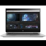 HP ZBook Studio x360 G5 Silber Mobiler Arbeitsplatz 39,6 cm (15.6 Zoll) 1920 x 1080 Pixel Touchscreen Intel® Core™ i7 der achten Generation 8 GB DDR4-SDRAM 256 GB SSD Windows 10 Pro