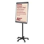 Bi-Office MOBILE FLIPCHART EASEL 90X60