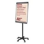 Bi-Office MOBILE FLIPCHART EASEL 90X60