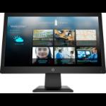 """HP P19b G4 47 cm (18.5"""") 1366 x 768 pixels WXGA LED Black"""