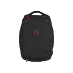 "Wenger/SwissGear TechPack notebook case 35.6 cm (14"") Backpack Black 606488"