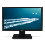 "Acer V6 V226HQLBID 21.5"" Full HD LED Black computer monitor"