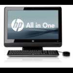 """HP Compaq Pro 6000 Pro 21.5"""" 2 GB DDR3-SDRAM 250 GB Intel® GMA 4500HD Windows 7 Professional Black"""