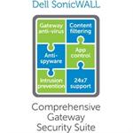 DELL SonicWALL Comprehensive Anti-Spam Service
