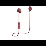 Urbanears Jakan Mulberry Red headphone Intraaural In-ear