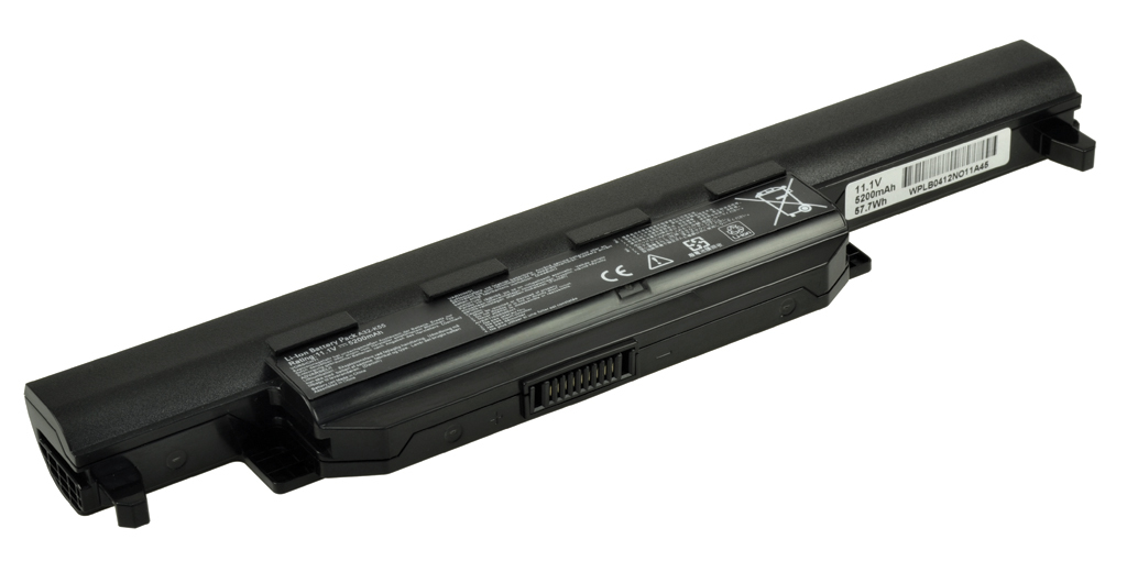 2-Power 11.1v, 6 cell, 57Wh Laptop Battery - replaces 0B110-00050900