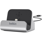 Belkin Charge Sync Desktop Dock with Lightning Connector for Apple iPhone 7 7/6 Plus 6/6s SE 5S 5C 5 iPod