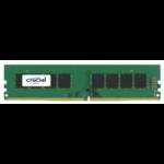 Crucial CT4G4DFS6266 memory module 4 GB DDR4 2666 MHz
