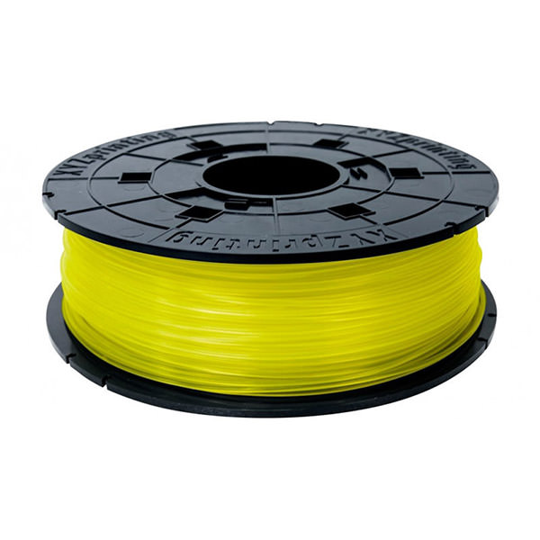 XYZprinting Clear Yellow NFC Filament