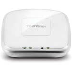 Trendnet TEW-821DAP v1.0R WLAN access point 1000 Mbit/s White