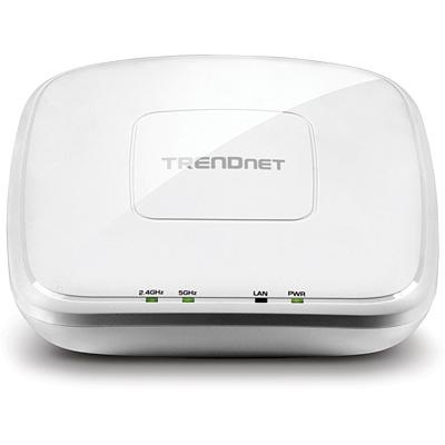 Trendnet TEW-821DAP v1.0R punto de acceso WLAN 1000 Mbit/s Blanco