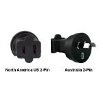 InLine North America US to Australia Power Adapter Plug