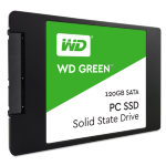 "Western Digital Green PC SSD 120GB 120GB 2.5"" Serial ATA III"