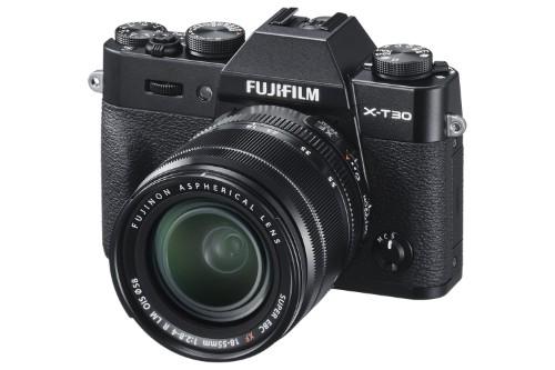 Fujifilm X -T30 + XF 18-55mm MILC Body 26.1 MP CMOS 6240 x 4160 pixels