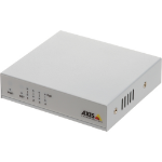 Axis 5801-352 Unmanaged Gigabit Ethernet (10/100/1000) Power over Ethernet (PoE) White network switch