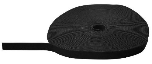 Lanview LVT125467 cable tie Hook & loop cable tie Black 1 pc(s)