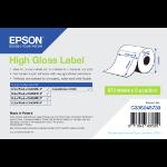 Epson C33S045730 printer label White Self-adhesive printer label