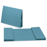 Guildhall 214-BLUZ Blue folder