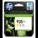 HP 935XL High Yield Yellow Original Ink Cartridge cartucho de tinta Amarillo 1 pieza(s)