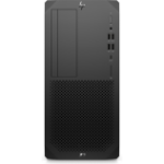 HP Z2 G5 i7-10700 Tower 10th gen Intel® Core™ i7 8 GB DDR4-SDRAM 256 GB SSD Windows 10 Pro for Workstations Workstation Black
