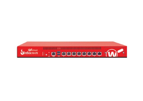 WatchGuard Firebox WGM47083 hardware firewall 19600 Mbit/s 1U