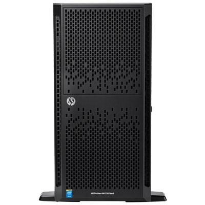 Hewlett Packard Enterprise ML350 Gen9 server 2.3 GHz Intel Xeon E5 v3 E5-2650V3 Tower (5U) 800 W