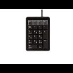 CHERRY G84-4700 KEYPAD Corded, USB, Black (UK/US)