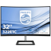 "Philips E Line 322E1C/00 LED display 80 cm (31.5"") 1920 x 1080 Pixels Full HD LCD Zwart"