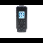 Avaya 3745 IP phone Black Wireless handset LCD