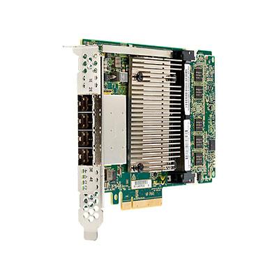 Hewlett Packard Enterprise SmartArray 726903-B21 PCI Express x8 12Gbit/s RAID controller