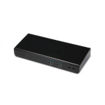 2-Power DOC0101A USB 3.0 (3.1 Gen 1) Type-B Black notebook dock/port replicator