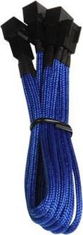 BitFenix BFA-MSC-3F33F60BK-RP cable interface/gender adapter 3-pin 3 x 3-pin Black,Blue
